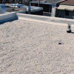 Toit blanc Couvreur Remplacement de toit