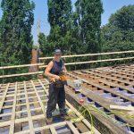Jacinthe Lelievre Couvreur Emile Lelievre Ferblantier Montreal reparation toit plat mercier IMG_4303